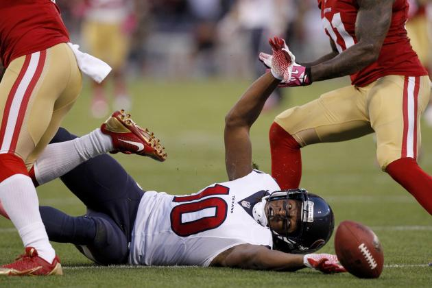 Texans vs. 49ers: Houston Should Not Be Considered Contender After Massive Loss
