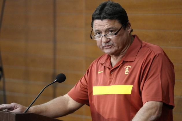 USC Back in Action This Week: Will Ed Orgeron's Changes Help?