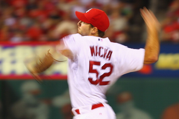 MLB Playoffs 2013: St. Louis Cardinals Hopes' Lie in Wacha's Hands