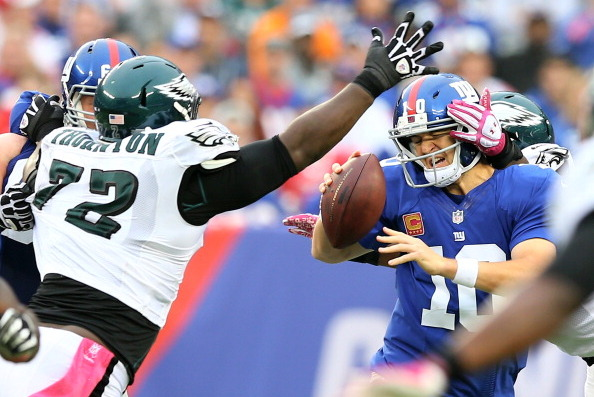 Eagles' Defense Takes Small Steps Forward
