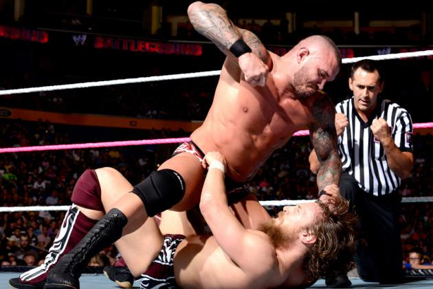Daniel Bryan vs. Randy Orton Results: Highlights, Recap from Battleground