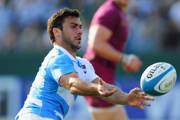 Pumas Halfback Cited for Stamping