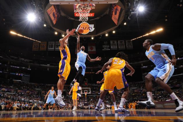 Nuggets Used Third-Quarter Surge to Dispatch Lakers