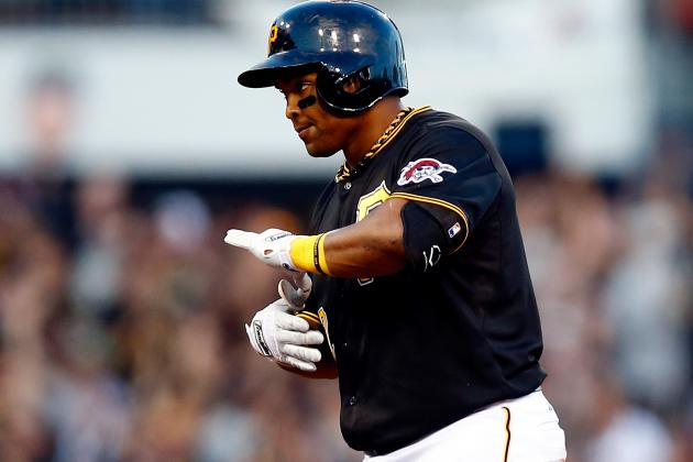 Pittsburgh Pirates Get Big Lift from Marlon Byrd