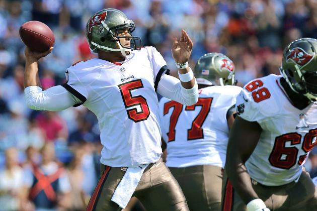 Josh Freeman to Vikings: Minnesota Signs Former Buccaneers QB