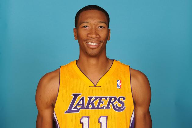 Wesley Johnson Suffers Left Foot Injury Against Nuggets