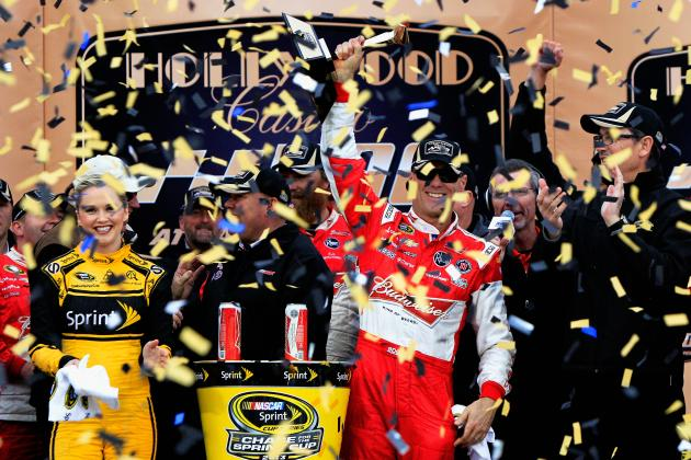 Is Kevin Harvick a Contender Again in 2013 Chase After Win at Kansas?