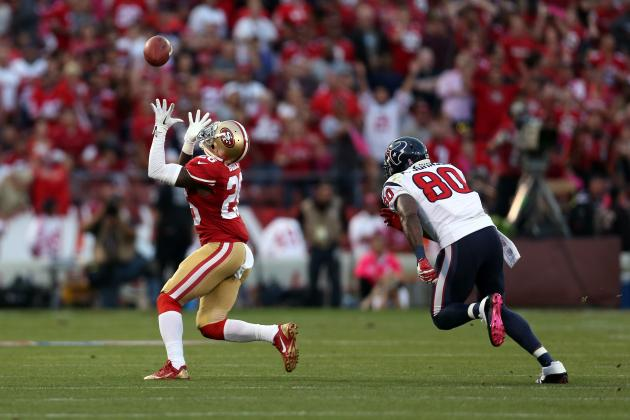 49ers Blitz Texans as Schaub Gets Benched