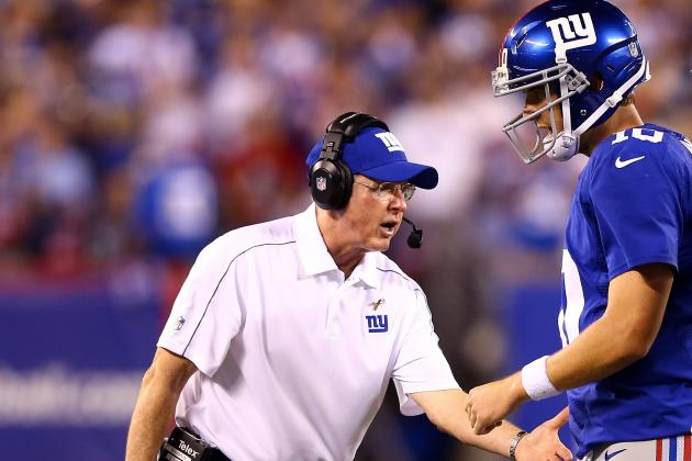 Coughlin Calls Eli's Turnovers 'Demoralizing'