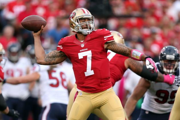 Kap Completes Only 6 Passes for 113 Yds in Win