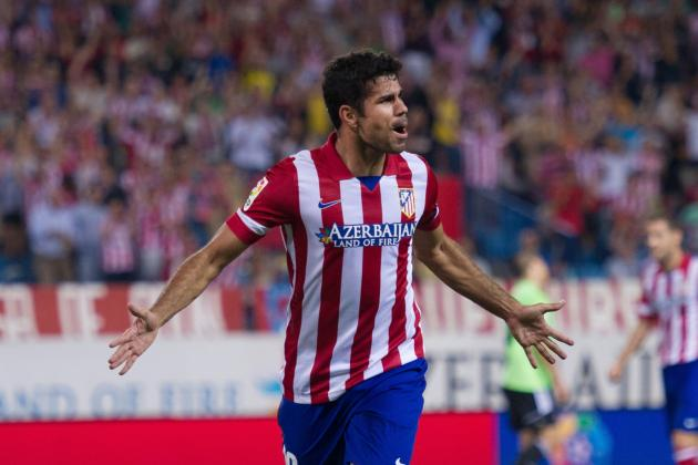 Costa: The Decision to Play for Spain Has Been Made