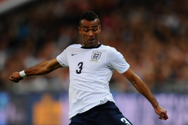 England Wait on Fitness of Ashley Cole
