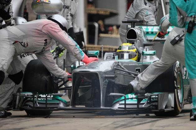 F1 News: Korean GP: Mercedes to Investigate Rosberg's Issue