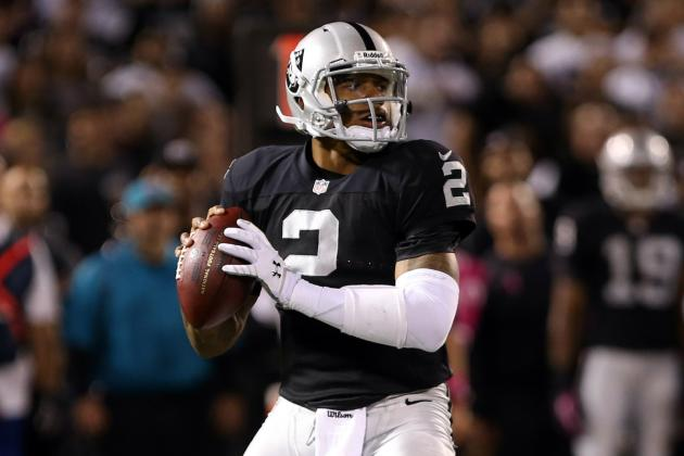 Have the Oakland Raiders Found Their Franchise Quarterback in Terrelle Pryor?