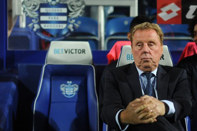 Harry Redknapp Undermines Own Case with Ludicrous England Claims