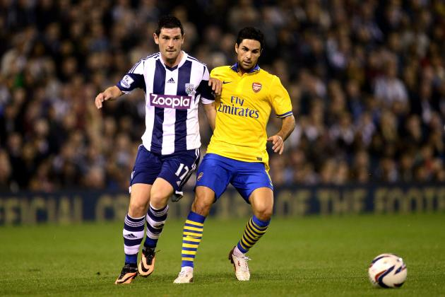 Does Playing Mikel Arteta and Mathieu Flamini Make Arsenal Too Defensive?
