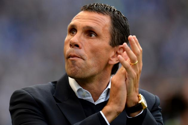 Gus Poyet Officially Named New Manager of Sunderland