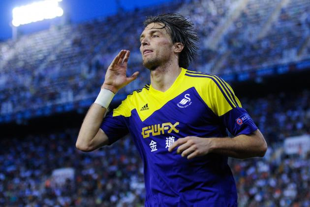 Michu's Spain Call Deserved Reward for Taking Swansea to Next Level