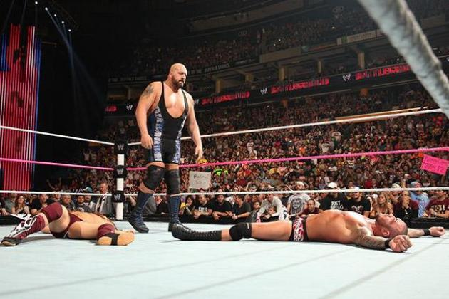 WWE Battleground 2013 Results: Bizarre Booking Decisions That Marred PPV