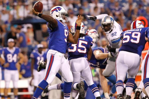 Thad Lewis' Updated 2013 Fantasy Outlook After EJ Manuel's Injury