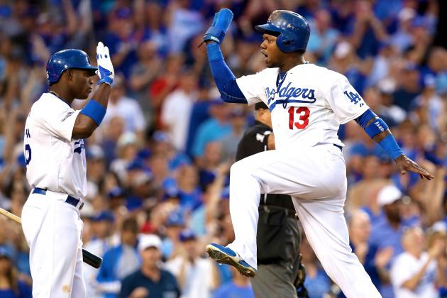 Dodgers' High-Profile Moves Paying off Big in NLDS