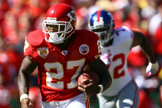 Ex-Kansas City Chiefs Running Back Larry Johnson Now a Strip Club DJ