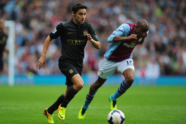 Analysing Jesus Navas' Role for Manchester City Under Pellegrini
