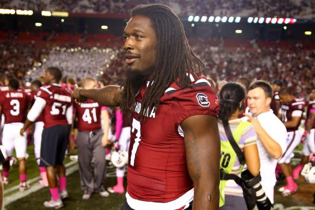 Did Steve Spurrier Hang Jadeveon Clowney Out to Dry with His Comments?