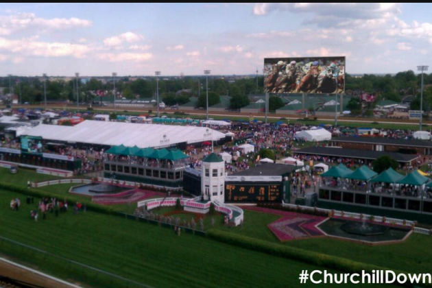 Churchill Downs Teams with Panasonic for $12 Million High Definition Video Board