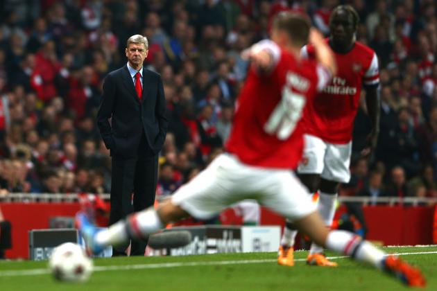 Arsenal Review: So Far, So Good for Arsene Wenger and the Gunners