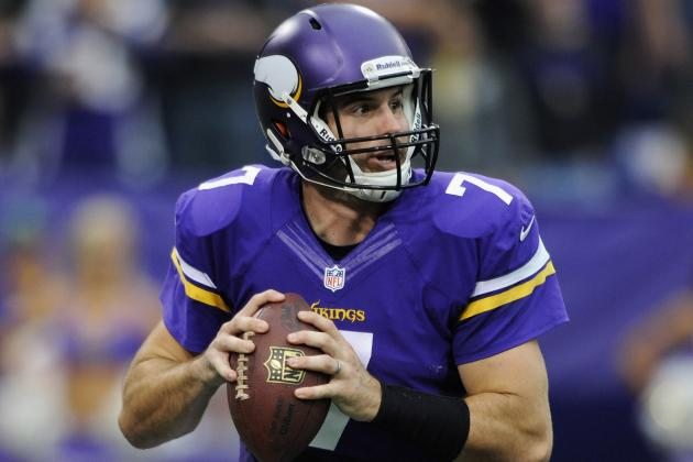 Minnesota Vikings: Is It Time to Give Up on Christian Ponder?