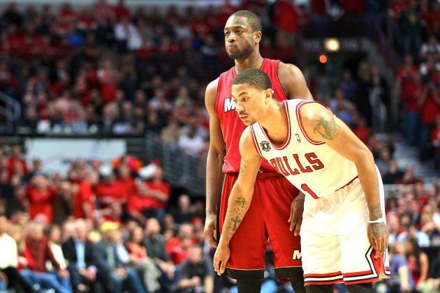 Can Derrick Rose Be the Kryptonite to Miami Heat Superteam?