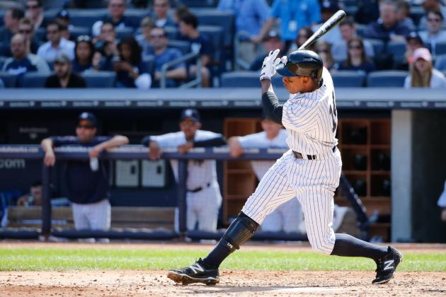 Curtis Granderson Rumors: Latest Buzz and Speculation Surrounding Yankees OF
