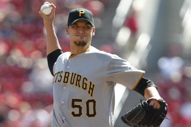Facing Elimination, the Cardinals Draw Pittsburgh Pirates Righty Charlie Morton