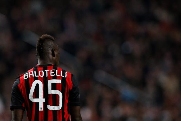 Mario Balotelli Is Italy's Natural Heir to Roberto Baggio