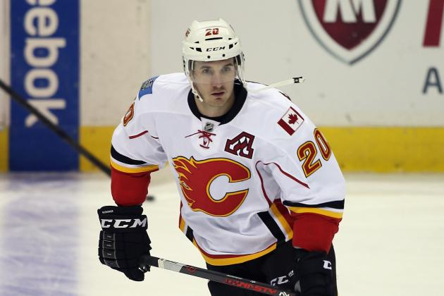 Rumor: Flyers Interested in Calgary's Glencross