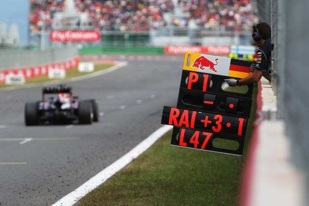 Is Sebastian Vettel Making Formula 1 a TV Turn-off Again?