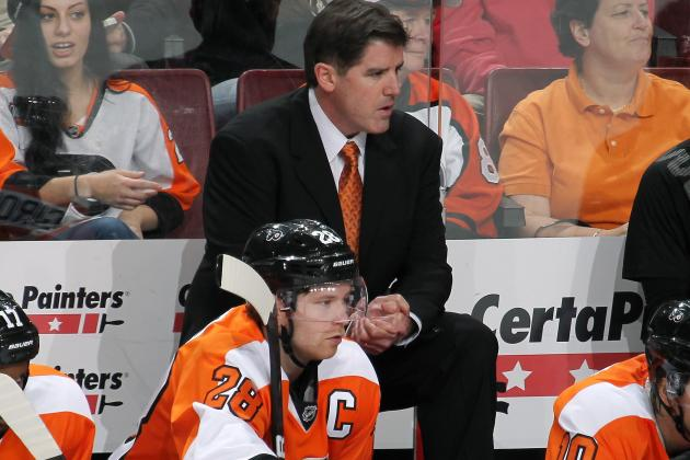Peter Laviolette Fired by Flyers, Taking Fall for Bad Luck and Worse Management