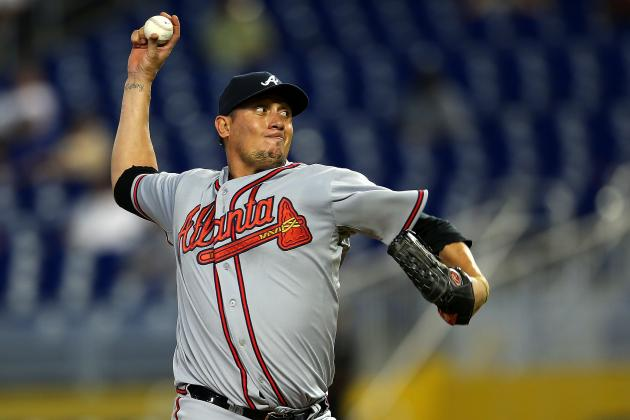 Braves Hope Garcia Can Keep Playoffs Going