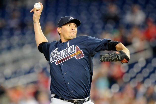 Braves tab Garcia to start Game 4