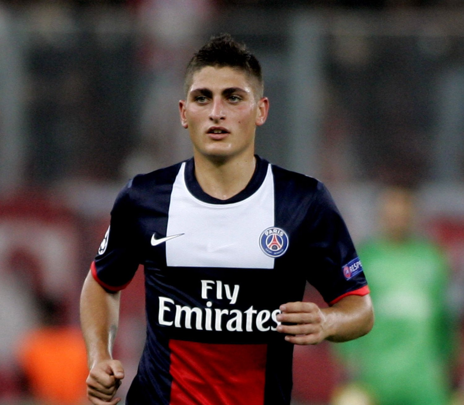 imagining how psg 39 s marco verratti would fit at juventus bleacher report. Black Bedroom Furniture Sets. Home Design Ideas