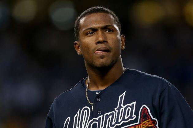 Atlanta Braves Julio Teheran Can't Get Through 3 Innings