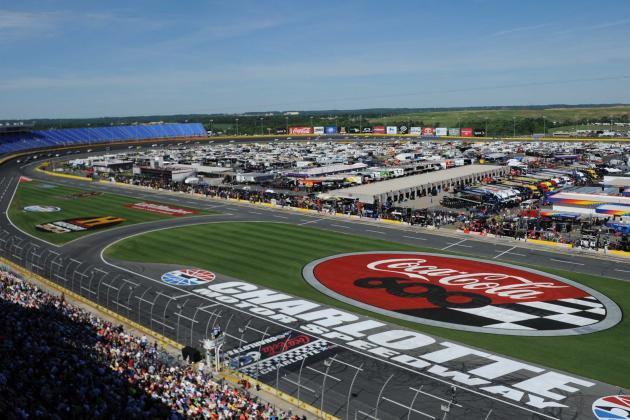 Fantasy NASCAR Picks for Sprint Cup Series at Charlotte