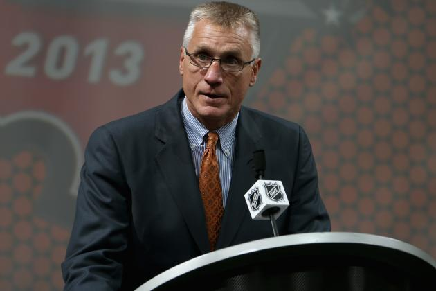 Holmgren Says Flyers 'Don't Look Like a Team at All'