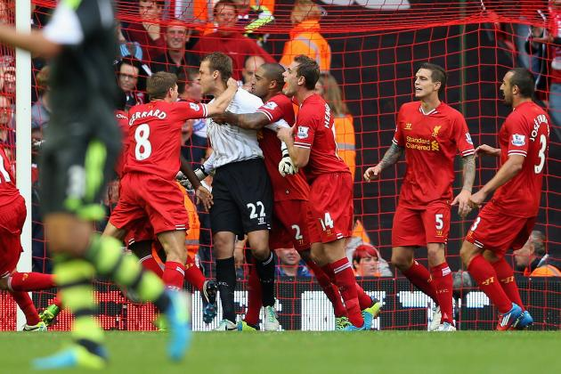 Analysing Simon Mignolet's Start with Liverpool