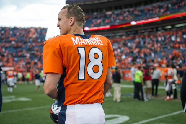 Could Peyton Manning Become the NFL's First 6,000-Yard Passer?