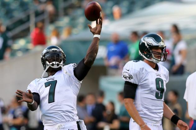 Chip Kelly Caught in QB Crosscurrents