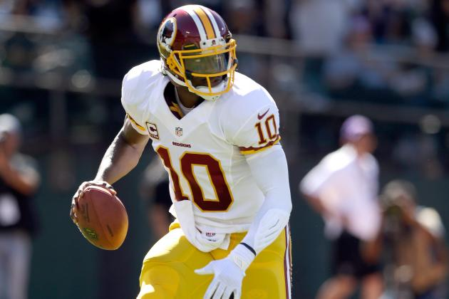 Five Thoughts: RGIII's Development