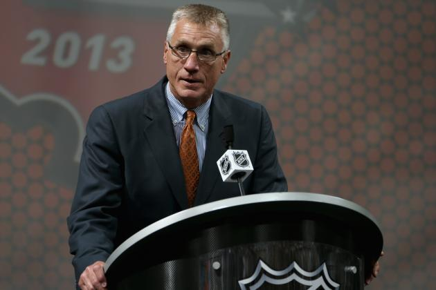 Writing Is on the Wall for Flyers GM Paul Holmgren After Peter Laviolette Firing