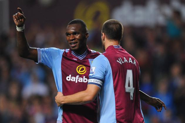 Aston Villa Severely Lack Quality Up Front Without Christian Benteke